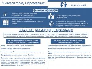 СГО+портал госуслуг_Плакат для родителей На сайты